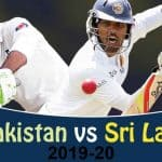 Pakistan vs Sri Lanka Test Series 2019-20 Schedule, Player List, Predictions And Tickets