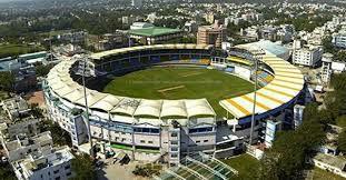 Holkar Cricket Stadium view