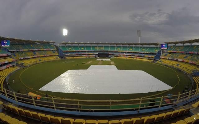 Barsapara Cricket Stadium View