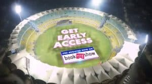 ipl 2020 pre booking tickets bookmyshow