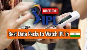 best internet for ipl 2020 in INDIA