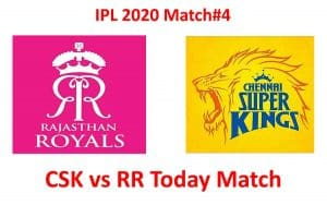 csk vs rr ipl match 4 pitch report, playing11, venue, timings