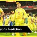 IPL 2020 Playoffs: Prediction of Super Kings in Playoffs Race