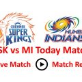 IPL 2020: How to Watch Today MI vs CSK Live for free, Playing XI and Pitch Report