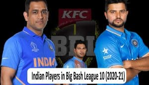 BBL 10 Indian Players