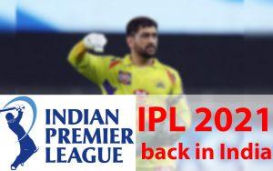 IPL 2021 Venues