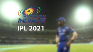 IPL 2021 Schedule of Mumbai Indians
