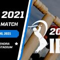 IPL 2021 Final Match - When and Where to Watch Live Streaming Online
