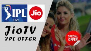 jiotv ipl live streaming offer